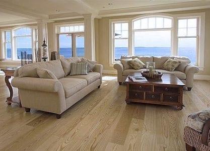 Ash Flooring & Solid Wood Flooring from Carlisle Wide Plank Floors
