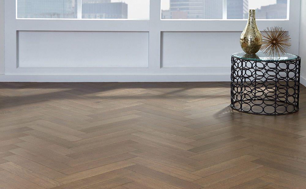 Prefinished Oak Flooring & Herringbone Wood Flooring from Carlisle Wide Plank Floors