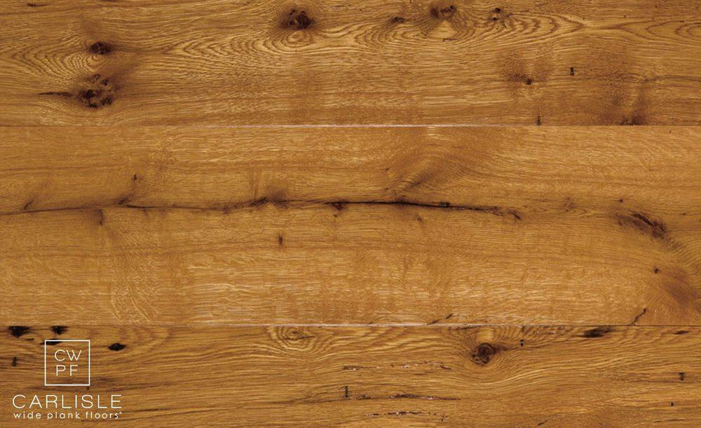 Reclaimed flooring from Carlisle Wide Plank Floors