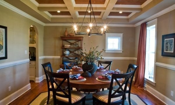 5 Styles for Your Interior Ceiling