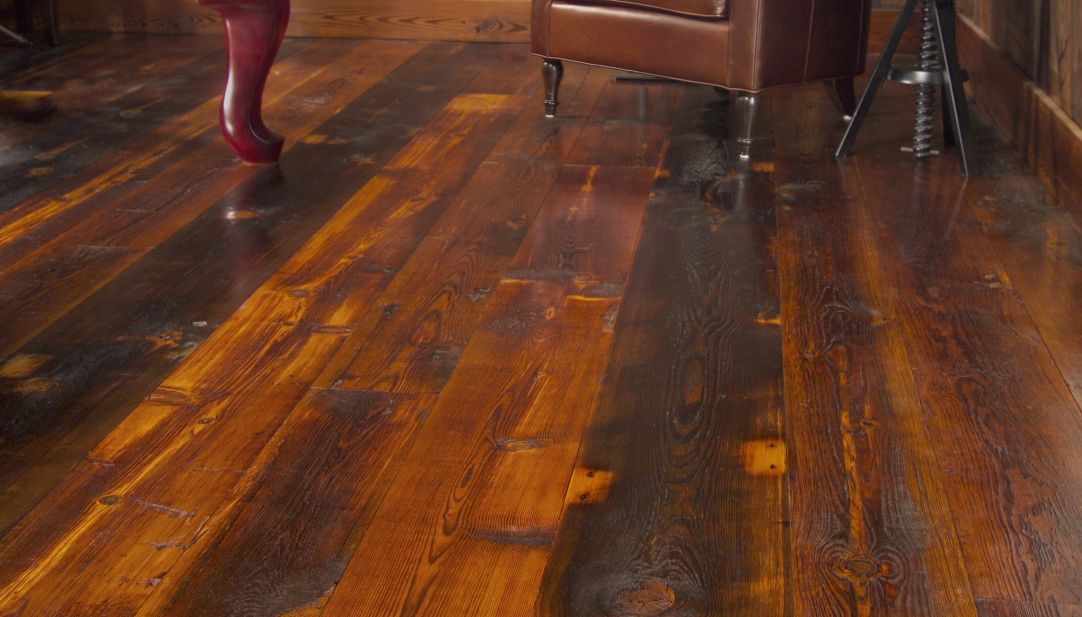 3 Wide Plank Floor Styles For Industrial Home D Cor