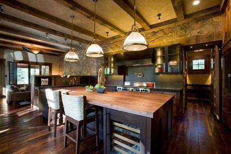 Design an epic kitchen with Carlisle Wide Plank Floors