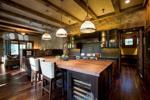 3 Wide Plank Floor Styles For Industrial Home Décor