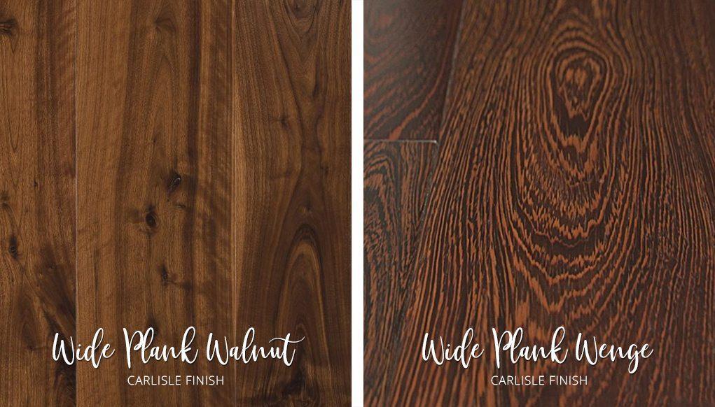 Walnut Flooring from Carlisle Wide Plank Floors