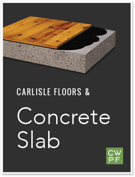 Carlisle Flooring and Concrete Slab - Cover