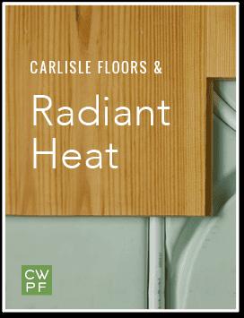 Wide Plank Floors Radiant Heat Carlisle Wide Plank Floors