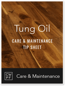 Site Finish Tung Oil Care Amp Maintenance Carlisle Wide Plank Floors