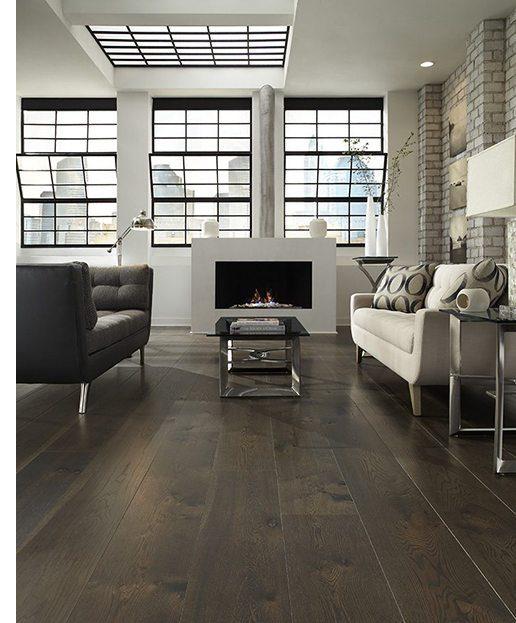 Dark Wood Flooring & Oak Flooring from Carlisle Wide Plank Floors