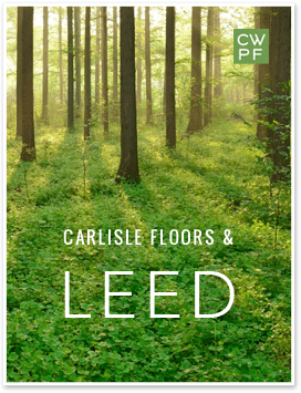Carlisle Floors and LEED