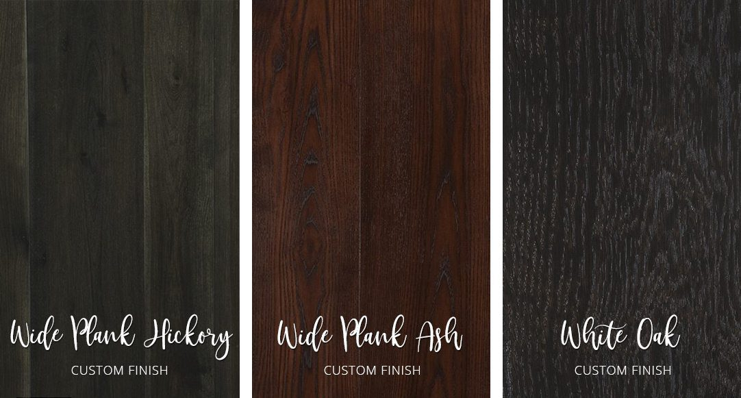 Hickory, Ash and White Oak Wood Flooring from Carlisle Wide Plank Floors