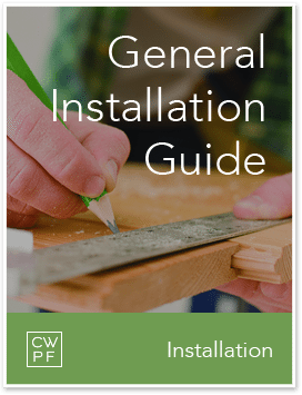 general installation guide