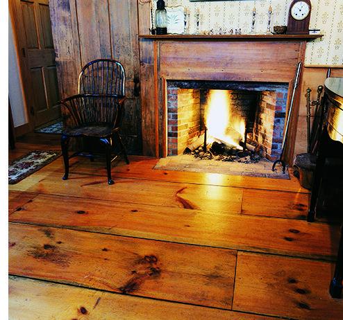 Old pine Flooring from Carlisle Wide Plank Floors