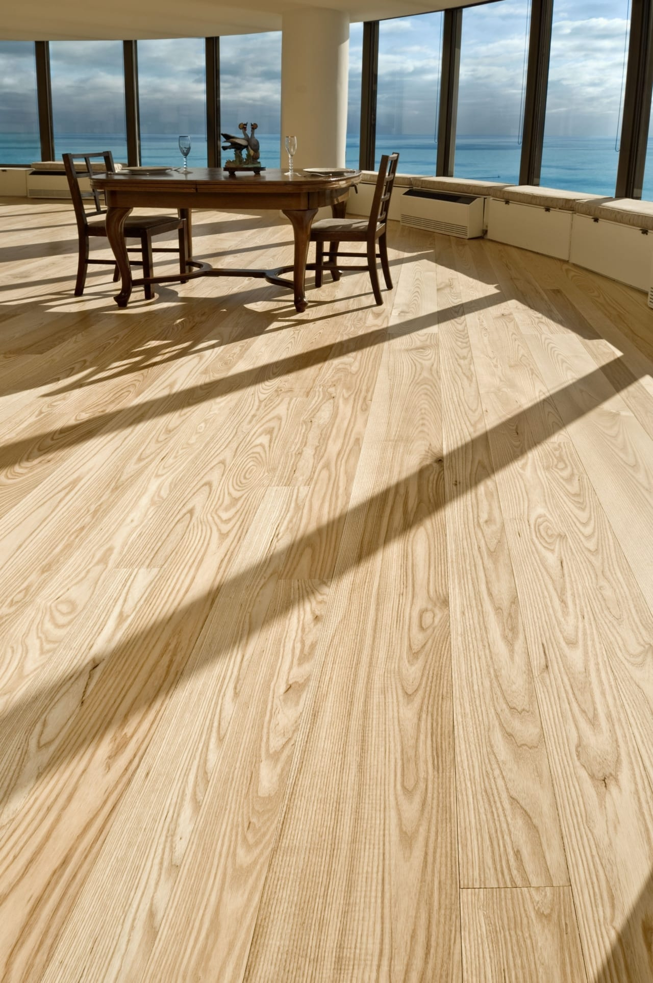 ash solid wood flooring