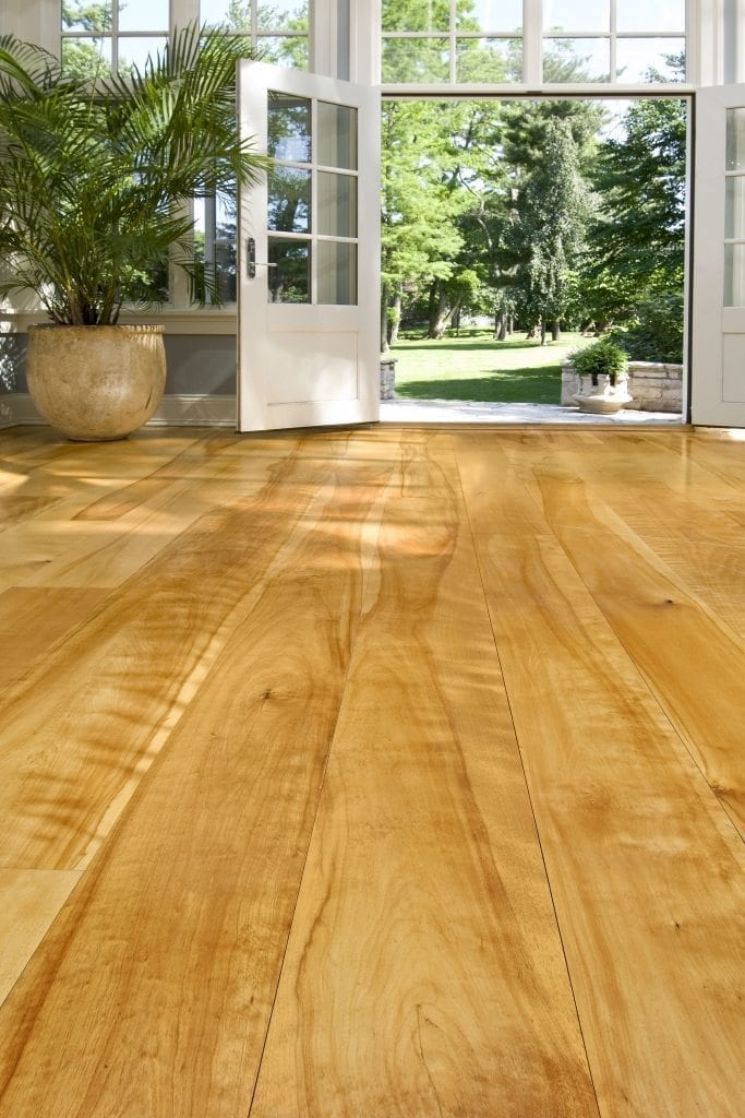 Birch Wood Floors In A Chicago Home Carlisle Wide Plank Floors
