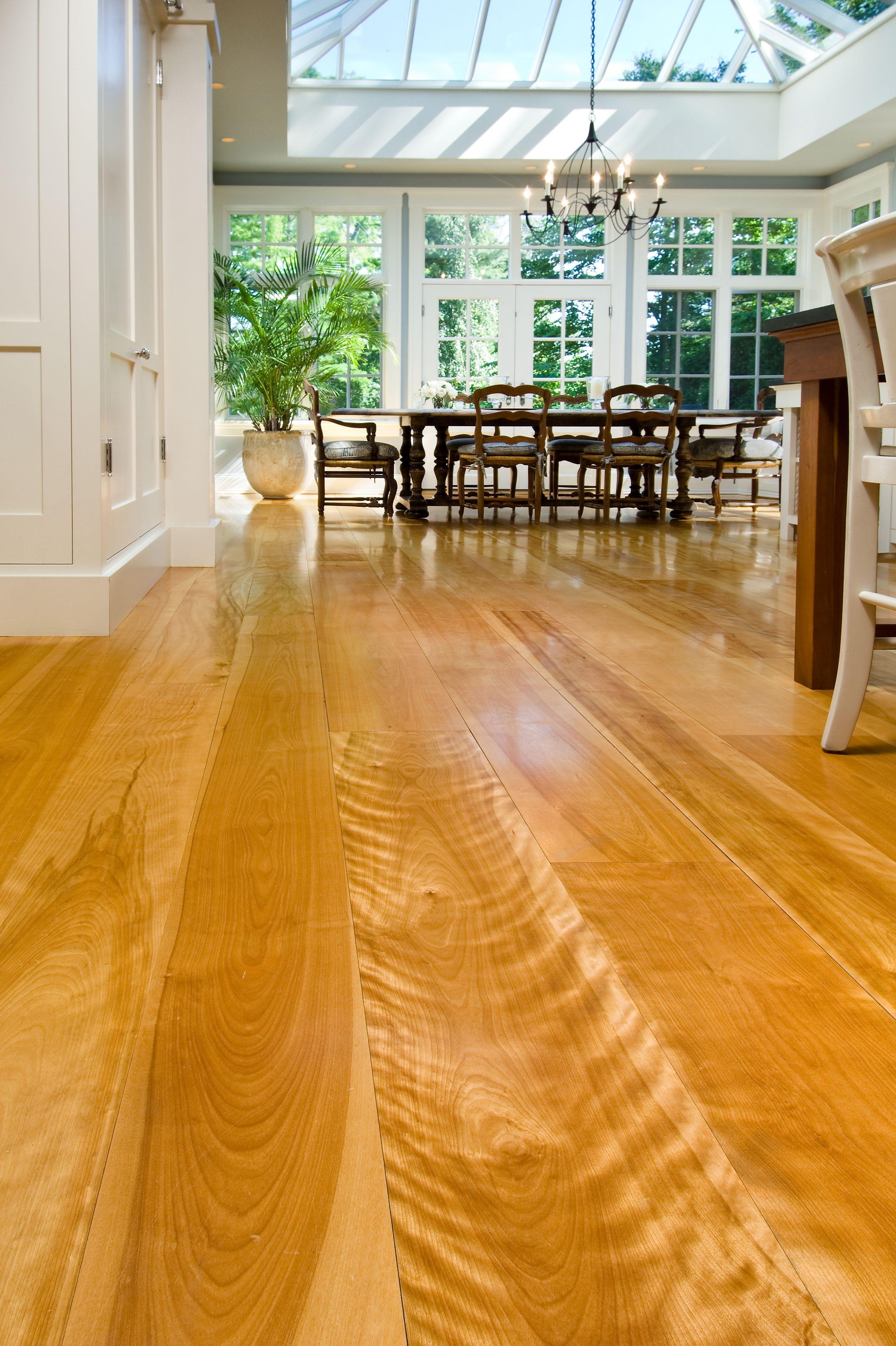 birch wood floors