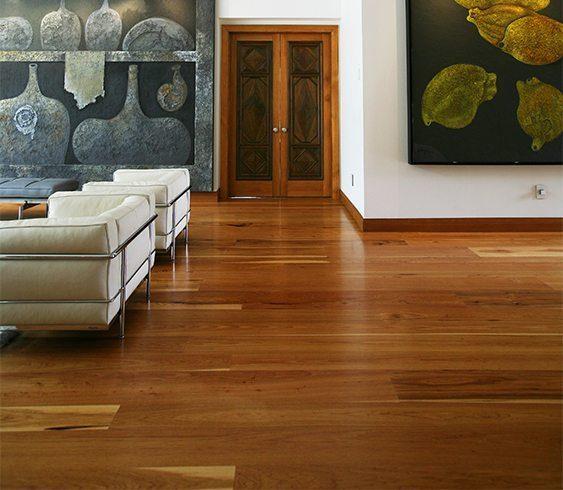 Distressed Hickory Flooring Carlisle Wide Plank Floors