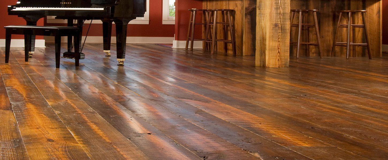 Reclaimed Flooring Carlisle Wide Plank Floors