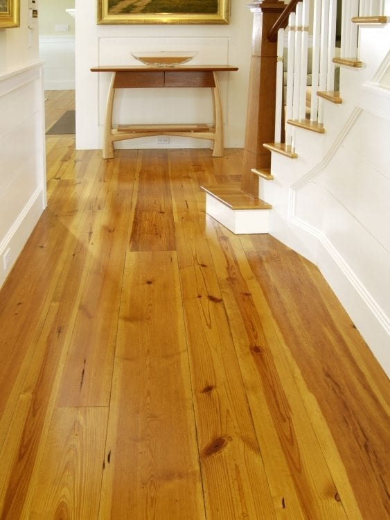Nantucket Home Heart Pine Floors Carlisle Wide Plank Floors