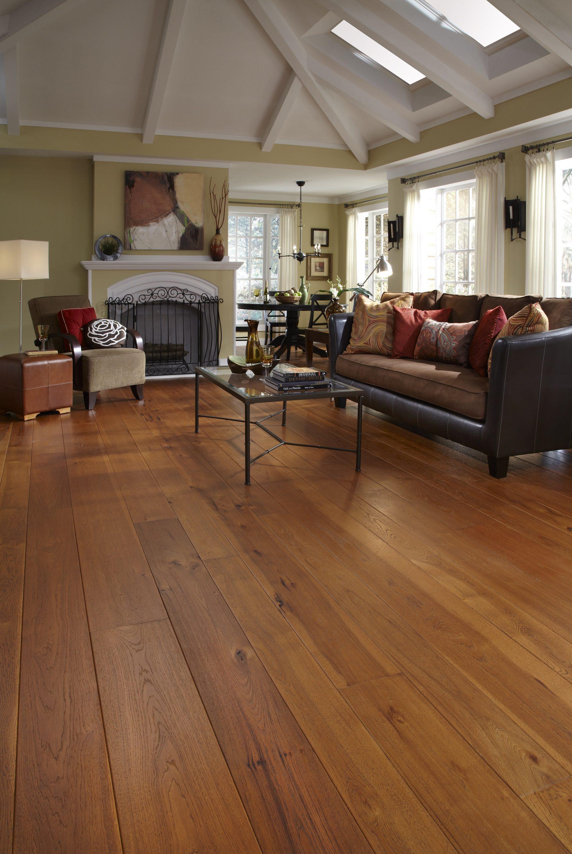 Brown Kitchen Floor Tile