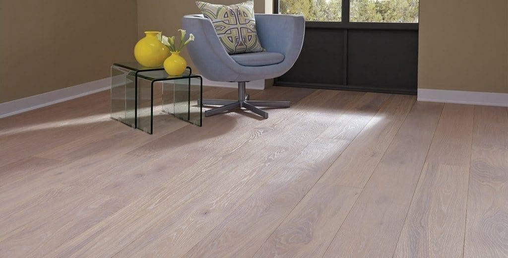 Carlisle light oak wood floors