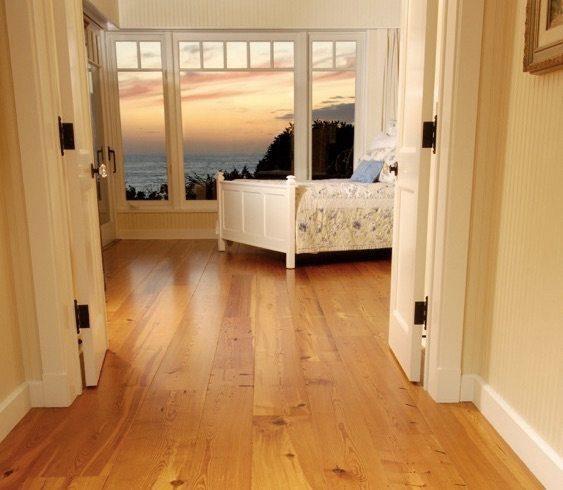 Heart Pine Floors Carlisle Wide Plank