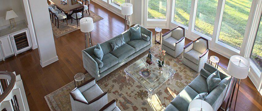 How Wood Floor Colors Inspire Your Interiors
