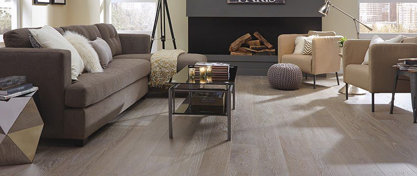 Benefits of Using Flooring as the Foundation for Your Home Design