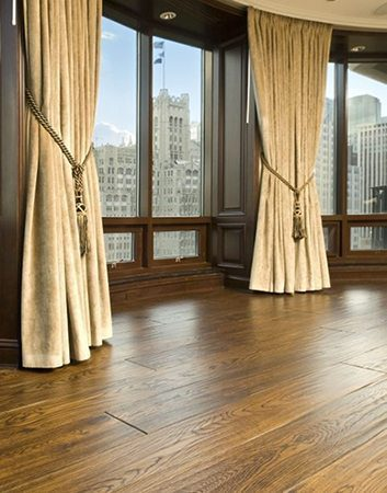 Carlisle white oak hardwood floors