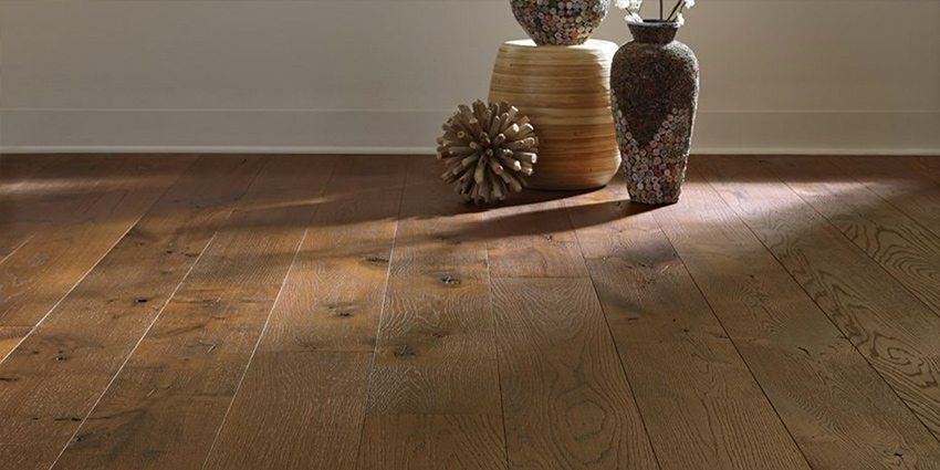 Carlisle Wide Plank Floors: Retreat Collection Vignette