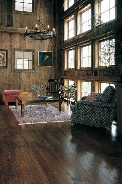 Carlisle Wide Plank Floors, Living Room