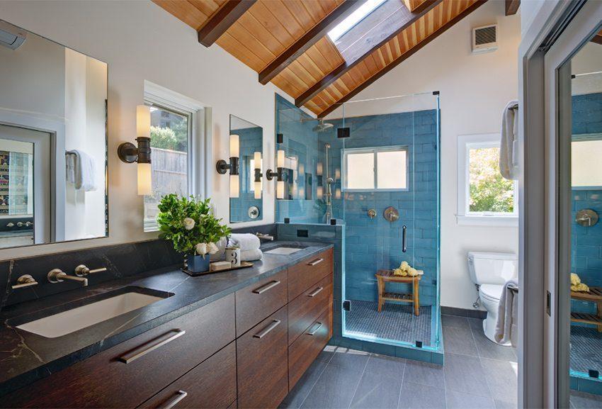 Alta Vista Master Bath: Designer Molie Malone