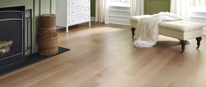 The Top Four Reasons We're In Love with Natural Finish Floors
