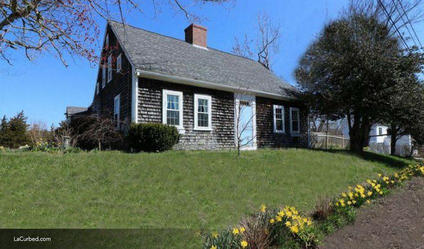 A Classic Cape Cod Style Home