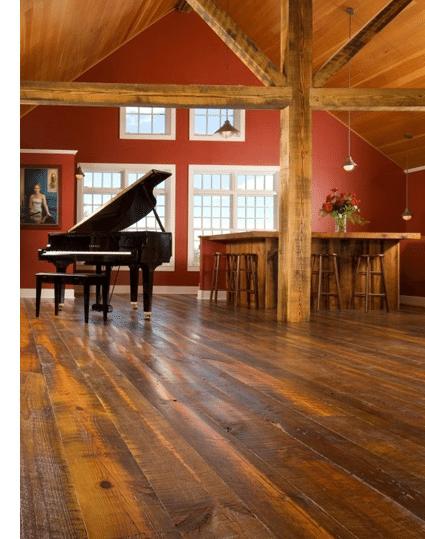 Reclaimed Grandpas Hardwood Flooring