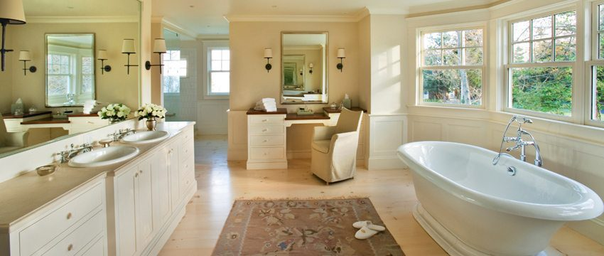 Quick Tips for Protecting the Hardwood Floors in Your Bathrooms