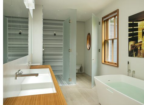Quick Tips For Protecting The Hardwood Floors In Your Bathrooms Cool Hardwood In Bathroom