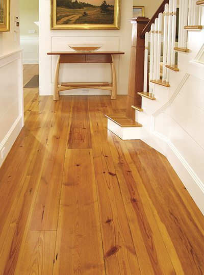 Carlisle Floors in Nantucket Home