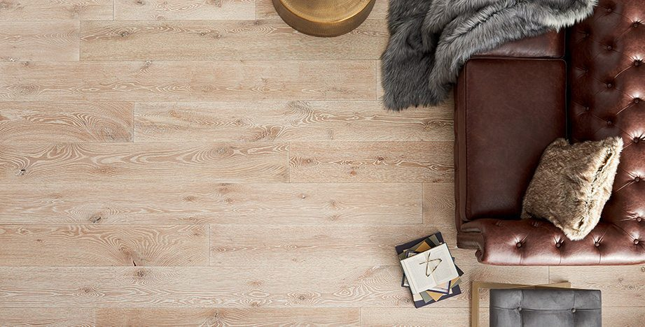 large hickory floor Empirium Biscayne room
