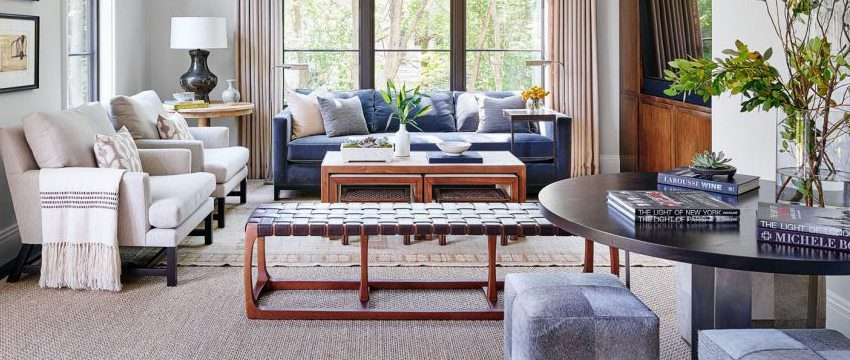 For The Love Of Neutrals Chicago Designer Andrea Goldman