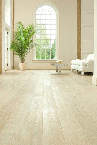 Rift & quartersawn white oak flooring from Carlisle