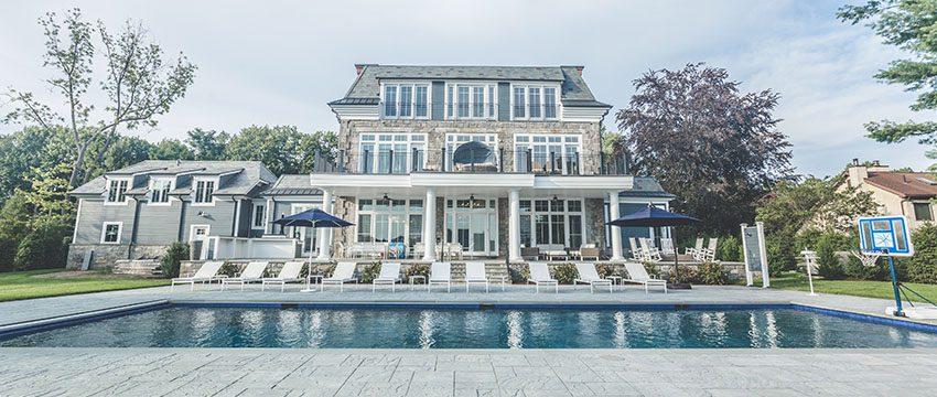 White Oak Hardwood Flooring Adds to the Splendor of this Historic Coastal Home