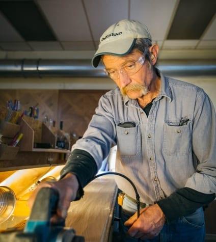 Carlisle Craftsman Distressing Wood