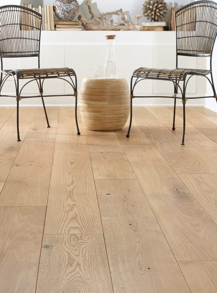 Light Oak Floor